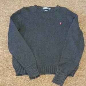 POLO MENS SWEATER...GENTLY USED